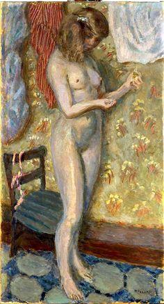 Pierre Bonnard - Nu a la lumiere