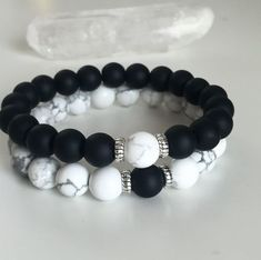 Couples de Bracelet, ses et ses Bracelets, Bracelet Yin et Yang, Bracelets pour…