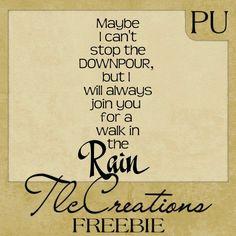 Create with TLC: Friday Word Art Freebie........*