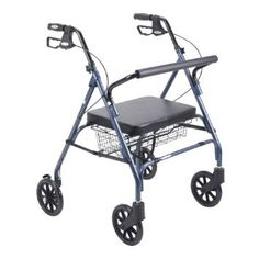 Go-Lite Bariatric Steel Rollator