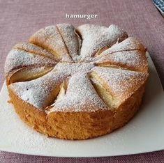 Elmalı Pamuk Kek Tarifi - Mutfakgram