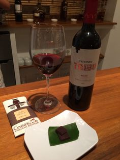 It wasn't until this pairing that we felt like we understood chocolate and wine...You see, tannins are the key! Costa Rica, Red Wine, Alcoholic Drinks, Chocolate, Friday, Felt, Cheese, Felting, Liquor Drinks