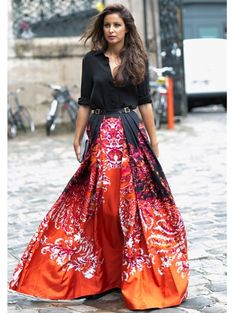 Paris HC Str RF14 9739 - De allermooiste outfits gespot op straat in Parijs