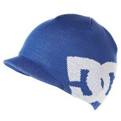 DC Shoes bonnet big star visor beanie olympian blue 30€ #dc #dcshoes #bonnet #beanie #bonnets #beanies