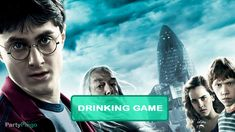 Harry Potter and the Half-Blood Prince Drinking Game Rick And Morty Season, Castle Wall, Life Form, Drinking Games, Half Blood, Voldemort, When Someone, Hogwarts, Harry Potter