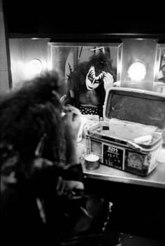 It´s Only Rock and Roll! #rocknroll#rock#kiss#backstage#itsonlyrocknroll#photography#photo