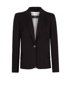 MANGO - Jersey blazer