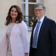 ​Bill and Melinda Gates are increasingly worried about the future, according to a report published