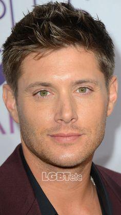 Jensen.   The eyes!  His gorgeous eyes!!!
