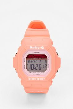 Urban Outfitters - G-Shock Baby G Tidegraph Watch