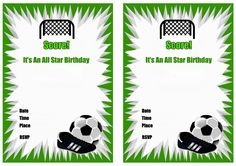 soccer invitations templates free koni polycode co