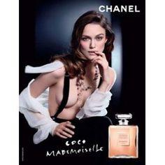 Coco Mademoiselle De Chanel - Publicité De Parfum Incarné Par Keira Knightley - Cha06