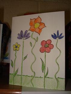 Flower Doozy Card