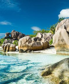 24 Amazing Beaches to See in World – Seychelles