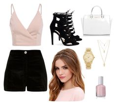 """""""#54"""" by lauramapuente on Polyvore featuring River Island, Michael Kors, Lulu*s and Forever 21"""