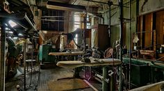 Abandoned Kiddie Kloes Children's Factory Outlet (6)