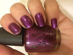 Germany Collection by OPI - Suzi & the 7 Dusseldorfs