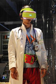2017年6月5日、西東京市 多摩六都科学館にて、8月5日から劇場公開予定の『劇場版 仮面ライダーエグゼイド トゥルー・エンディング』と『宇宙戦隊キュウレンジャー THE MOVIE ゲース・インダベーの逆襲』の製作発表会見が行われた。そこで、プレイステーション VRとの驚きのコラボが判明!