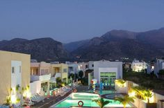 Kreta - Sissi Bay Hotel & Spa****, 7 Tage inkl. Halbpension ab 445,- EUR