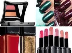 Illamasqua Holiday 2012. Conheça os novos kits e paletas para o fim de ano!