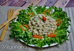 Finalmente eu consegui fazer esta deliciosa salada. A inspiração veio de uma receita do blog Barbarelismus que eu postei aqui , e estava c...