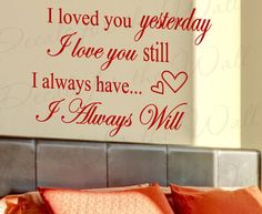 wedding decor large wall | ... Family Wedding Marriage Vinyl Decor Art Quote Decal Wall Sticker L37
