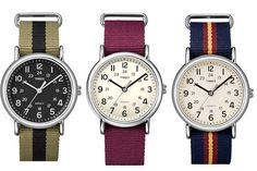 Timex Weekender Central Park Fall/Winter '13