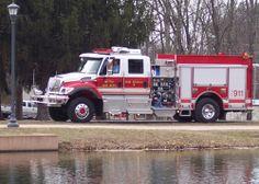 Wise Volunteer Fire Dept., WIse, VA - Fire Rescue 9