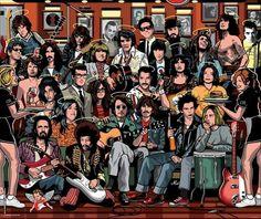 Rock n Roll Heaven Amy Winehouse, Guns N Roses, Rockers, Music Love, Rock Music, Music Albums, Jazz Music, Rock N Roll, Heavy Metal