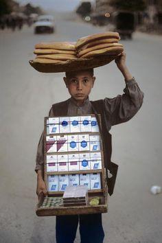 Kabul, Afghanistan 1992 Steve McCurry