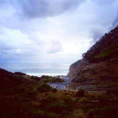 The best road #greatoceanroad #lorne #Victoria #sea #ocean #road #busing by laurensiemonsma http://ift.tt/1IIGiLS