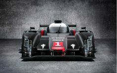 Audi R18 e-tron quattro for Le Mans: Now with laser headlights