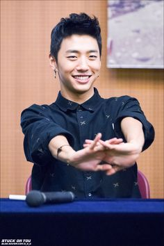 Yongguk aigoo on the real I'd have all of his babies no questions asked lol