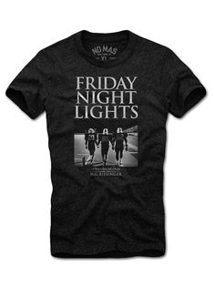 No Mas Friday Night Lights T-Shirt.