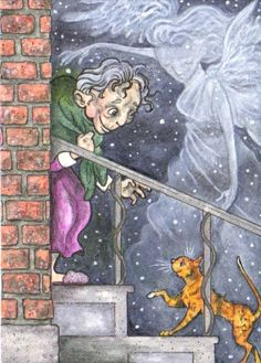 ACEO done on bristol with water soluble colored pencil, ink, and gouache. ~TWO SOULS A 'SEARCHING~ I swear an angel led me here, Right to your very door. The only thing not truly clear, Who needs the other more? Crazy Cat Lady, Crazy Cats, I Love Cats, Cute Cats, Pet Loss Grief, Pet Remembrance, Illustration, Here Kitty Kitty, Rainbow Bridge