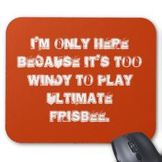==> consumer reviews          	Ultimate frisbee mousepad           	Ultimate frisbee mousepad in each seller & make purchase online for cheap. Choose the best price and best promotion as you thing Secure Checkout you can trust Buy bestDiscount Deals          	Ultimate frisbee mousepad please f...Cleck Hot Deals >>> http://www.zazzle.com/ultimate_frisbee_mousepad-144078850200366423?rf=238627982471231924&zbar=1&tc=terrest