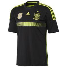 Adidas Spanje FEF Uitshirt   Voetbalschoenshop