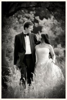 Hochzeits fotoshooting Black & White