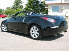 Nissan 350Z Touring Roadster '04 For Sale — $12995