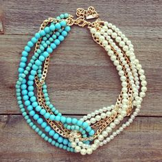 Sidney Necklace from Pree Brulee