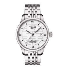 Tissot Women's T41118335 'Le Locle' Automatic Watch