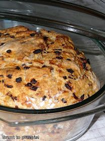 GRUNT TO PRZEPIS!: Cebulowy chleb z naczynia żaroodpornego Pan Dulce, Tortellini, Banana Bread, Macaroni And Cheese, Good Food, Food Porn, Food And Drink, Cooking Recipes, Meals