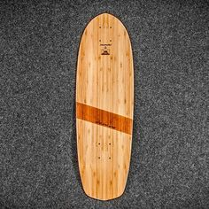 Natural Log Skateboards   Roots   Handcrafted bamboo mini cruiser from San Diego, California