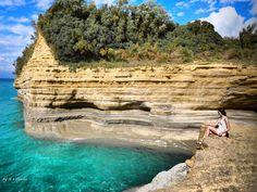Corfu Canal D'amour in Sidari, Corfu !