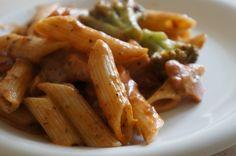 pasta makes me complete.