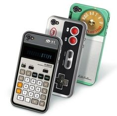 iPhone covers...