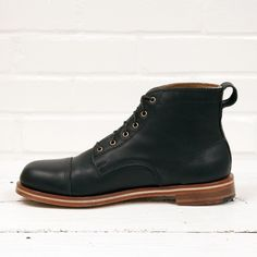 The Muller has an oil-treated leather sole for increased durability