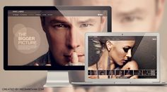 Photography Portfolio Designs | Rock Your Portfolio Website: ...