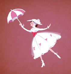 Mary Poppins by *Katikut on deviantART