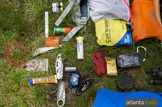 What to pack on a remote day hike like the Appalachian Trail? Here's what's in our backpack.